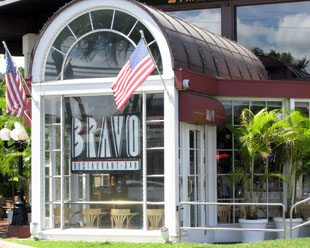 Bravo Restaurant-Aiea Hawaii: Photo by Dave K.