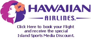 Hawaiian Air Banner