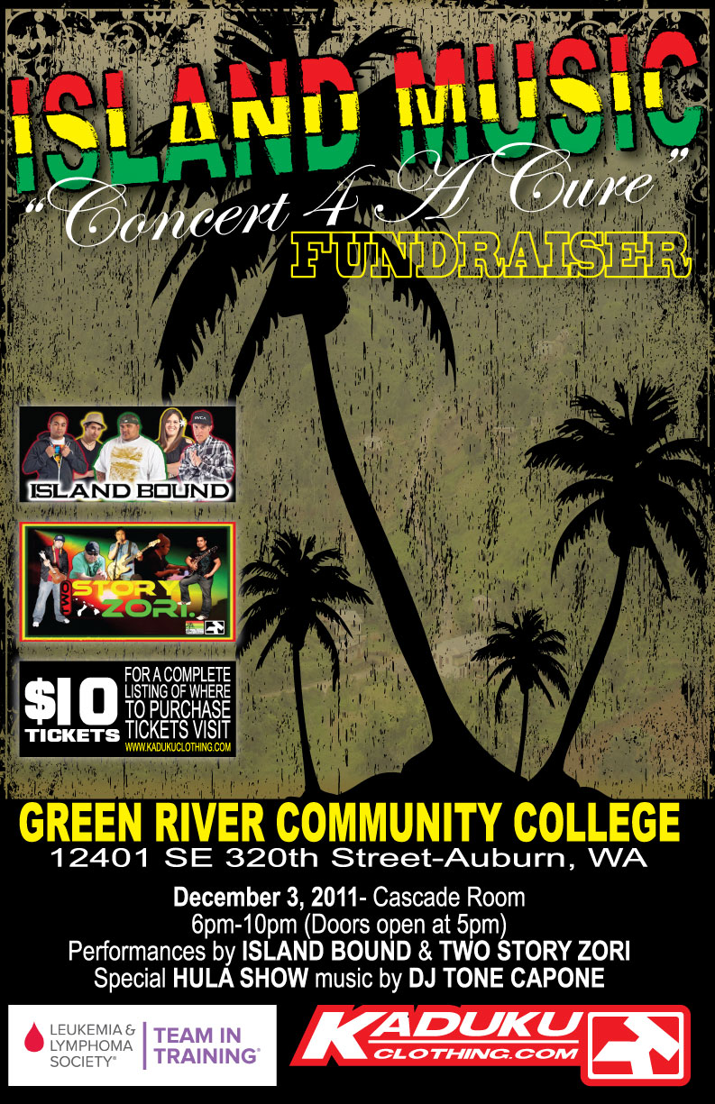 Island Music Concert for a Cure